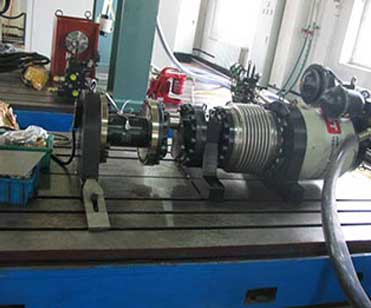 PNW-32000电液伺服发动机曲轴疲劳试验系统